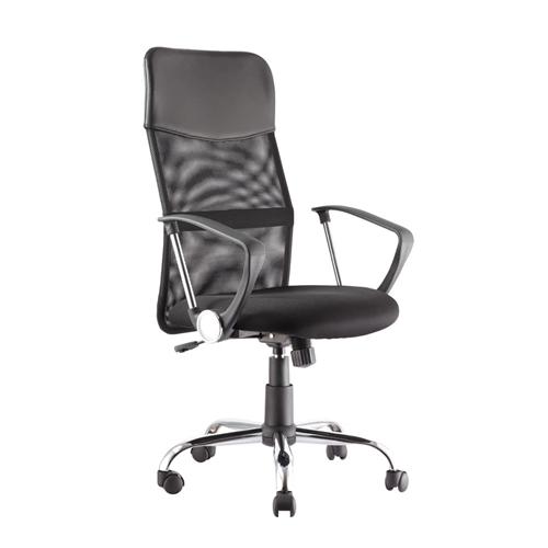 כיסא מנהלים מפואר במיוחד עם גב רשת HOME DECOR