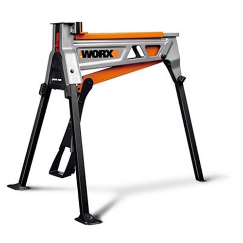 שולחן עבודה/מלחציים מקצועי קל לניוד מבית WORX