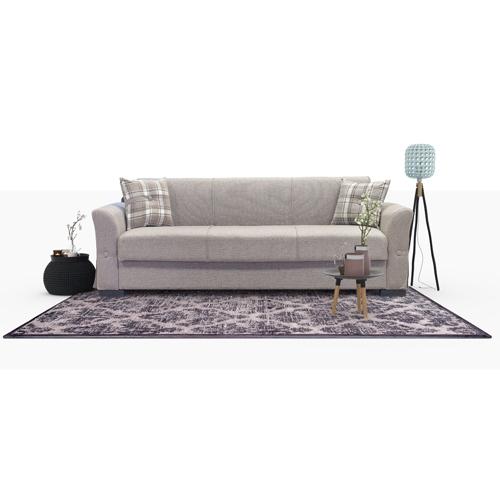 ספה תלת מושבית נפתחת למיטה מבית Bradex