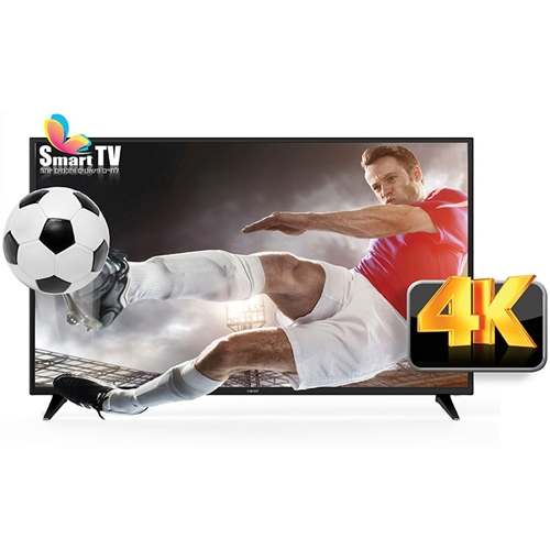 "טלוויזיה 43"" LED SMART TV 4K UHD דגם: FJ-43U7"