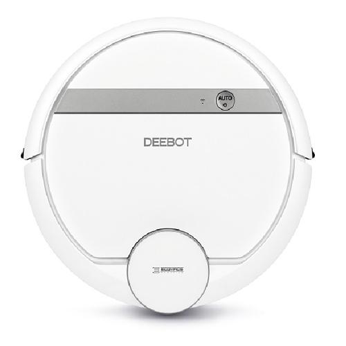 שואב אבק רובוטי חכם עם מיפוי לייזר דגם DEEBOT 900
