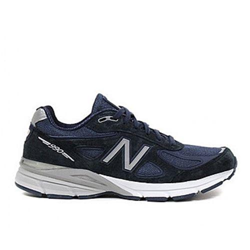 נעלי ריצה גברים New Balance ניו באלאנס דגם 990v4 רוחב 4E