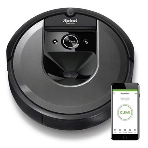 שואב אבק רובוטי אלחוטי נטען iRobot Roomba i7