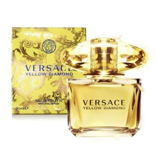 בושם לאשה Versace Yellow Diamond E.D.T 90ml