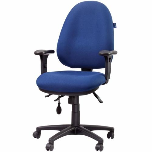 """כסא מחשב אורטופדי ארגונומי לישיבה בריאה ד""""ר גב"""