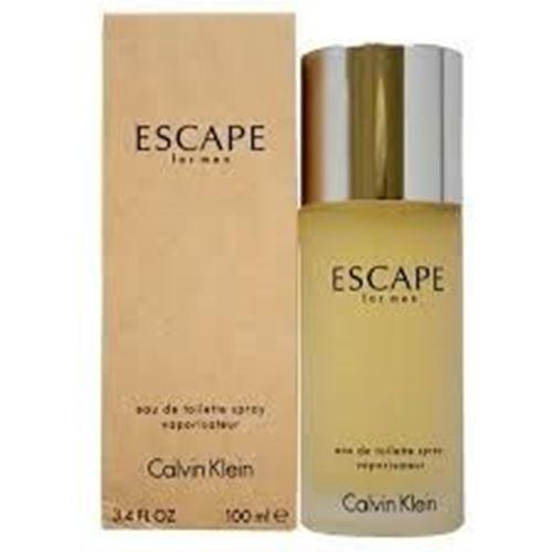 בושם לגבר Escape 100ml E.D.Tאסקייפ קלווין קליין Calvin Klein