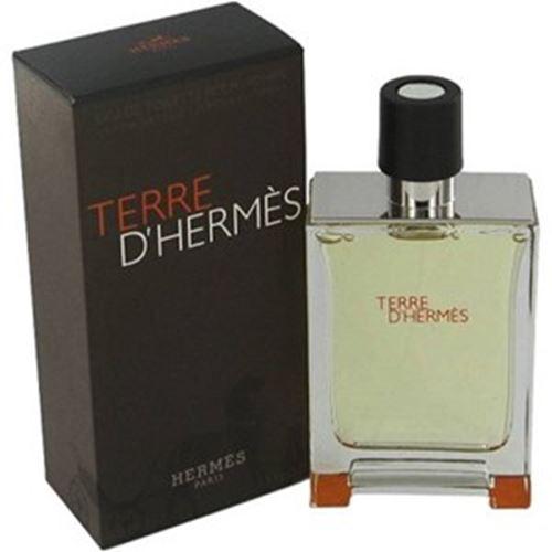 בושם לגבר Terre D'Hermes 100ml E.D.T טר דה הרמס Hermes