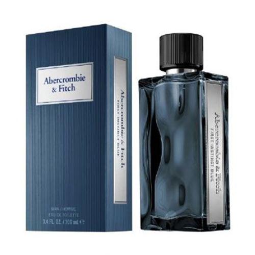 בושם לגבר Abercrombie&Fitch First Instinct Blue For Him E...