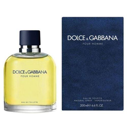 בושם לגבר Dolce & Gabbana Pour Homme E.D.T 200ml