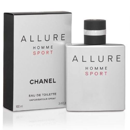 בושם לגבר Chanel Allure Sport 100ml E.D.T אלור ספורט שאנל