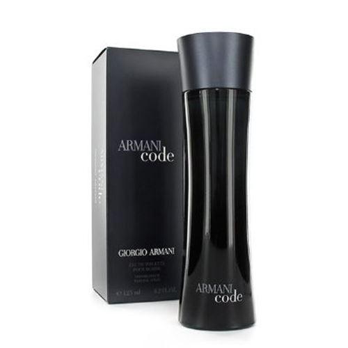 בושם לגבר Armani Code 125ml ארמני קוד Giorgio Armani