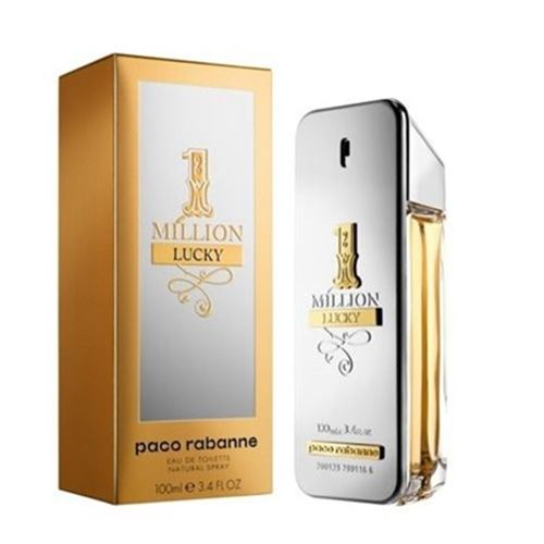 בושם לגבר Paco Rabanne 1 Million Lucky E.D.T 100ml פאקו רבאן