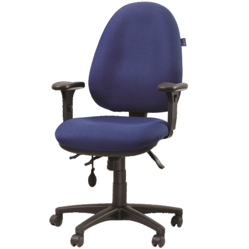 """כיסא מחשב אורטופדי ארגונומי בעל מושב אנטומי ד""""ר גב"""
