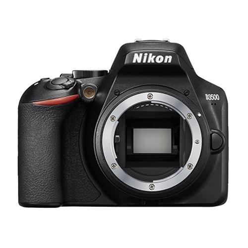 מצלמה ריפלקס דיגיטלית Nikon D3500-18-55AF-P KIT