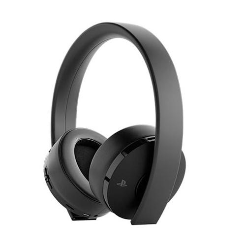 אוזניות קשת גיימינג אלחוטיות Sony Playstation Gold