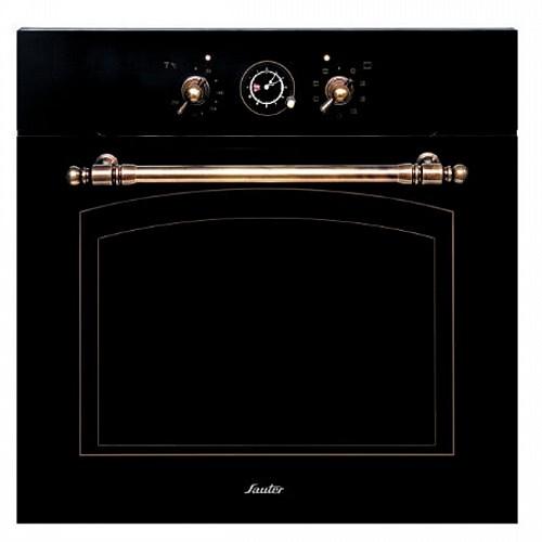 תנור בנוי סאוטר טורבו אקטיבי 65.5 ל' בעיצוב RETRO
