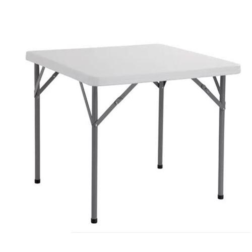 """שולחן מתקפל מרובע מאסיבי 86x86 ס""""מ Australia Camp"""