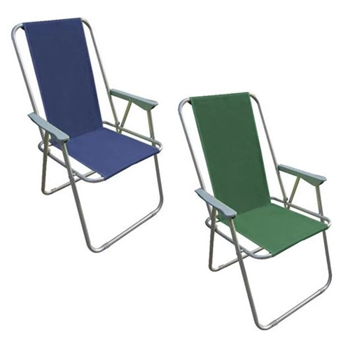 כיסא פיקניק מתקפל גב גבוה תוצרת AUSTRALIA CAMP