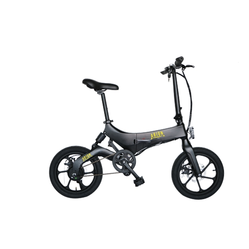אופניים חשמליים מתקפלים R6 מבית ARION