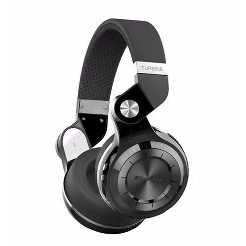 אוזניות אלחוטיות עם כניסת כרטיס SD רדיו FM דגם T2+