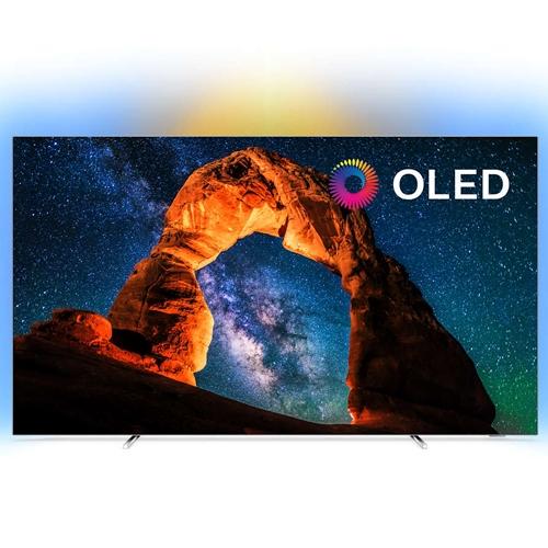 """טלוויזיה """"55 OLED 4K Android דגם: 55OLED803"""