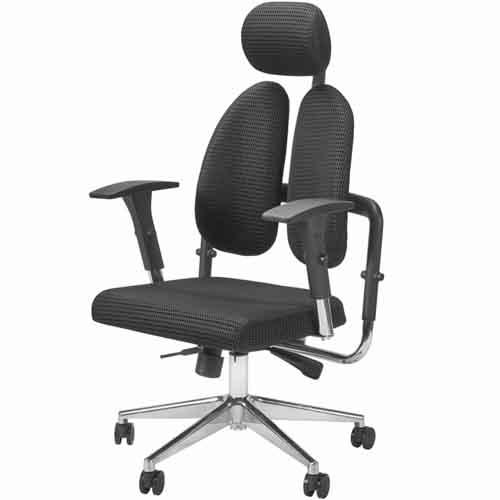 """כיסא מנהלים משרדי אורטופדי ד""""ר גב"""