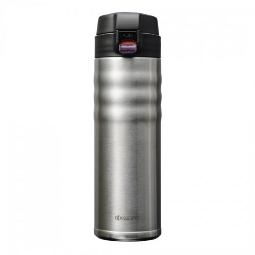 """כוס תרמית קרמית של המותג 480 מ""""ל Kyocera נירוסטה"""
