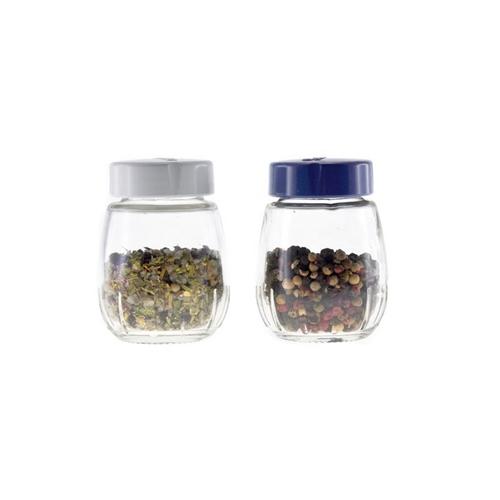צנצנת זכוכית לתבלינים של המותג STATUS