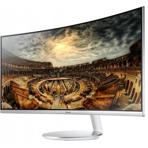 """מסך מחשב גיימינג קעור Samsung C34J791WTM """"34"""