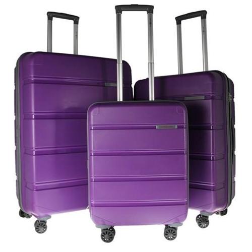 סט מזוודות קשיחות 3 יח' 31|27|20 SWISS Rapture