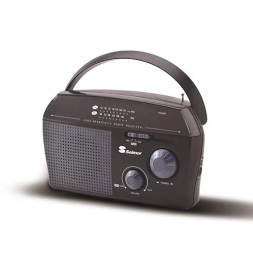 רדיו AM/FM באיכות צליל גבוהה מאוד תוצרת סלמור