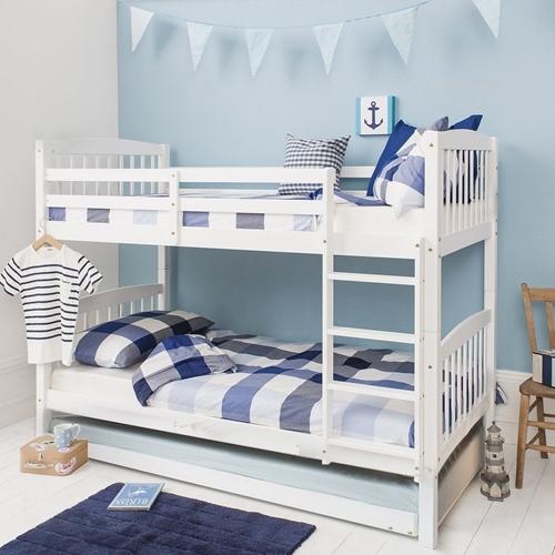 מיטת קומותיים עם מיטת חבר כולל מזרנים DIANA