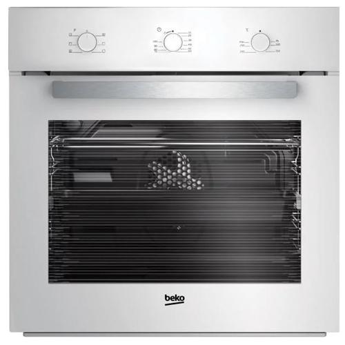 תנור בנוי 65 ליטר 6 תוכניות אפיה BEKO לבן