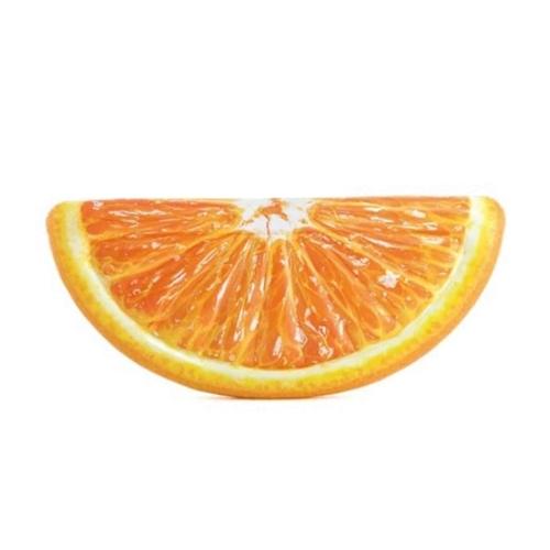 מזרן מתנפח בצורת פלח תפוז מודפס דגם 58763