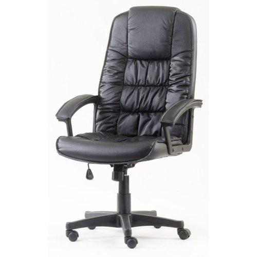 כסא מנהלים אורטופדי עם גב גבוה מבית US EXPORT