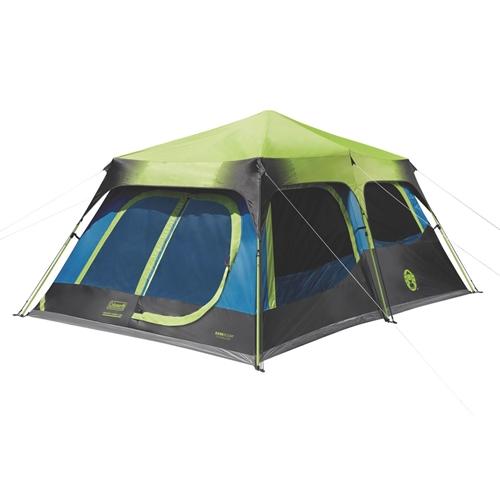 אוהל בן רגע ל-10 אנשים מבית Coleman