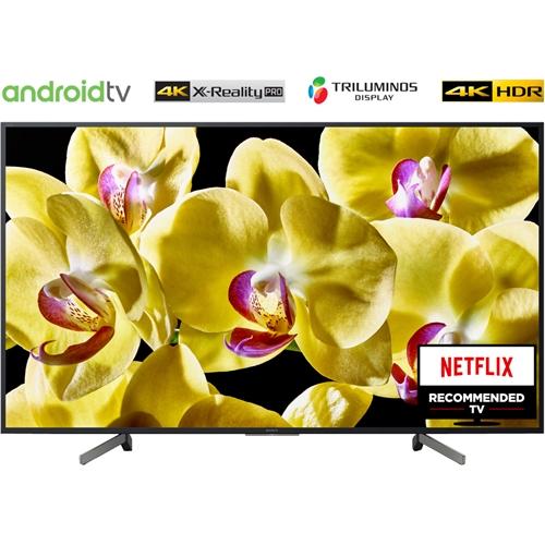 """טלוויזיה """"75 LED 4K Android TV דגם: KD-75XG8096"""
