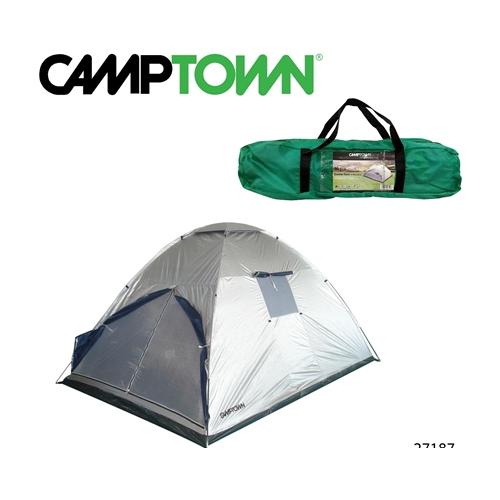 """אוהל איגלו 6 אנשים 3 חלונות 300/210/160 ס""""מ"""