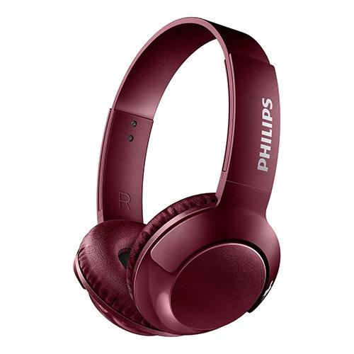 אוזניות אלחוטיות איכותיות עם באסים מודגשים Philips