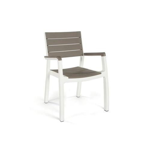 סט שישיית כסאות הרמוני עם מסעדי ידיים HARMONY כתר