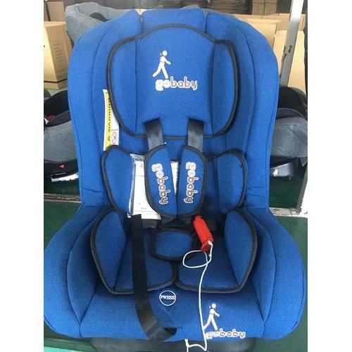 כסא בטיחות קומפורט כחול