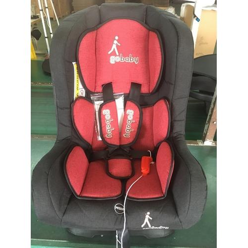 כסא בטיחות קומפורט אדום שחור