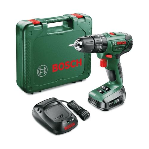 מברגה/מקדחה Bosch רוטטת PSB 1440 LI-2