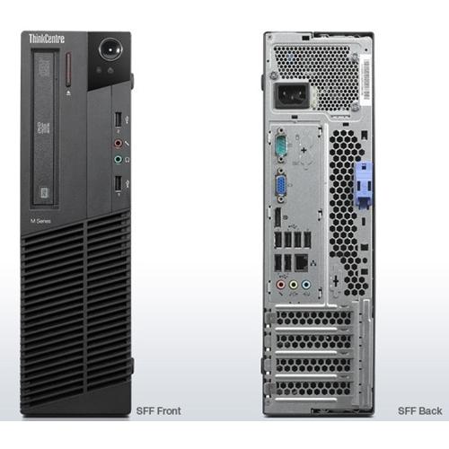 מחשב נייח LENOVO M92P SFF + מסך 19 אינץ' מבית ACER