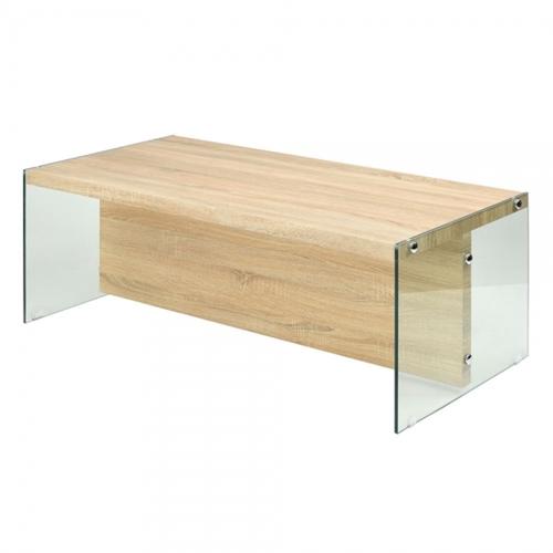 """שולחן קפה מסדרת """"אקווה"""" מבית HOMAX"""