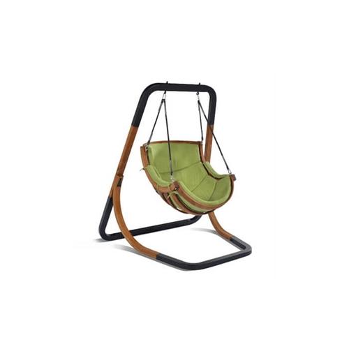 נדנדת גינה דגם סטלבטון עשוי עץ