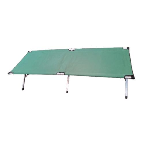 מיטת קמפינג מתוצרת Swiss camp