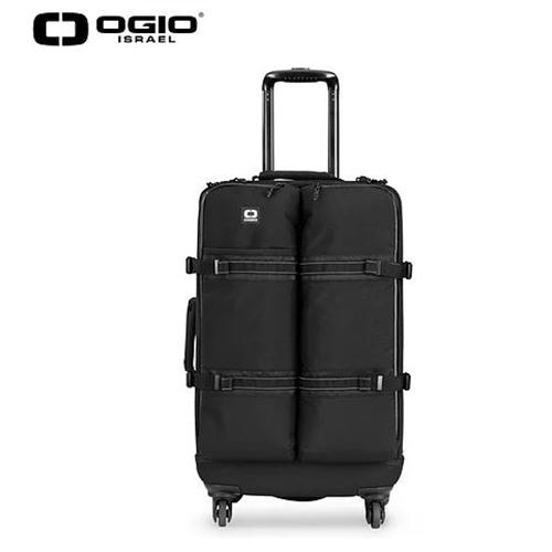 """מזוודה """"אלפא קונבוי"""" 526S בצבע שחור"""