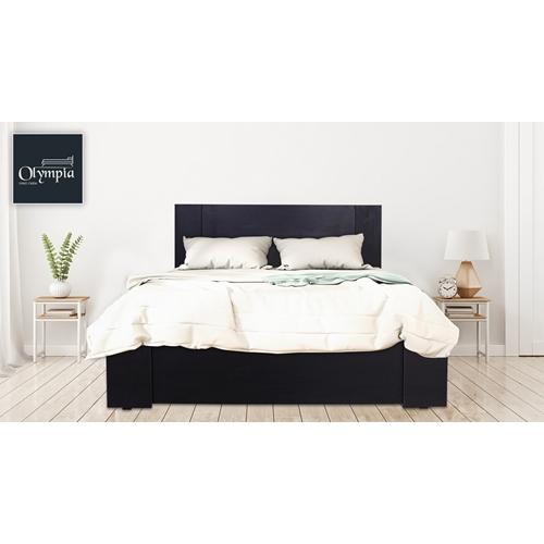 מיטה זוגית דגם 7024 + מזרן מתנה  מבית אולמפיה