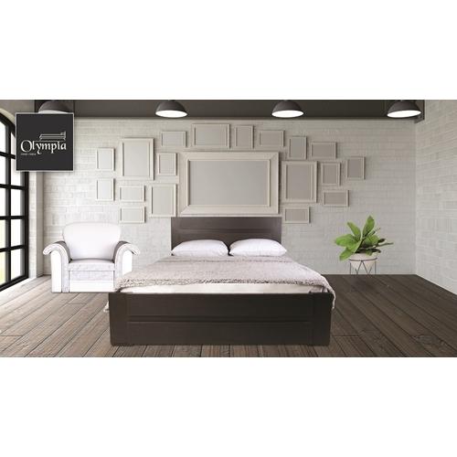 מיטה זוגית דגם 7021 + מזרן מתנה  מבית אולמפיה